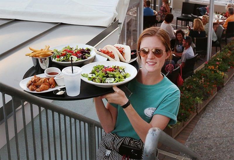 Guests Love Harry's Ocean Bar & Grille