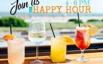 6 Fresh, Simple Springtime Cocktails