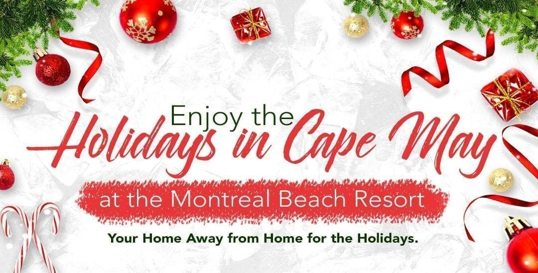 Cape May Christmas Parade and Candlelight House Tour Among Top Holiday Events in 2018