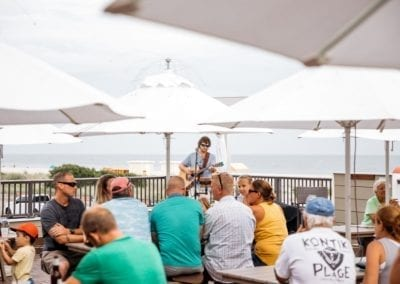 Harry's Cape May_Rooftop Bar_Live Music