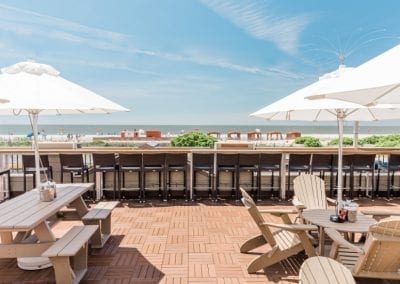 Harry's Cape May_Rooftop Bar_Ocean View