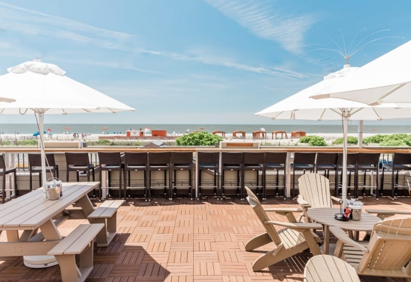 Seaside Restaurant in Cape May: Events