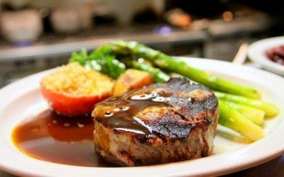 A Valentine's Day To Remember: Steak Dinner For Your Sweetheart